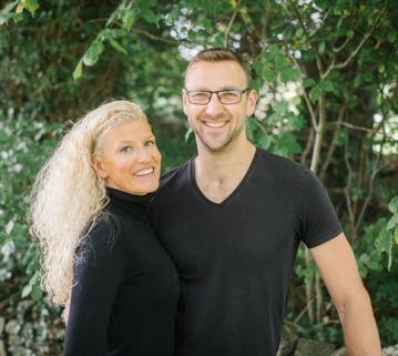 Phillippa & Tom Charrier - HMO Writer